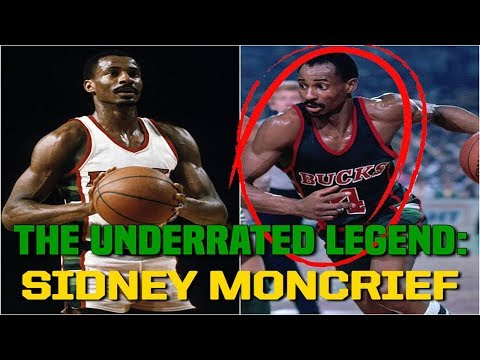 The Most Underrated NBA Player Ever! - Sidney Moncrief