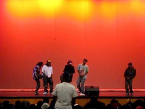 Turf Feinz @ Castlemont High School pt. 1