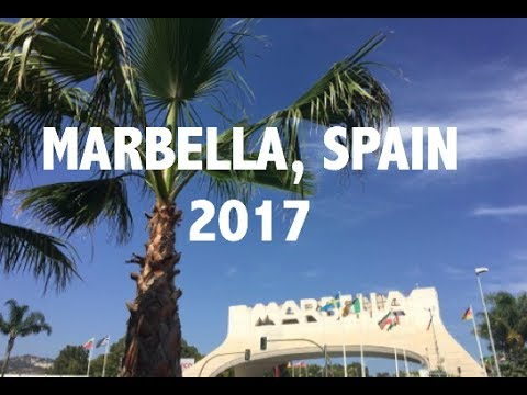 Summer in Marbella, Spain 2017 | Miestecher