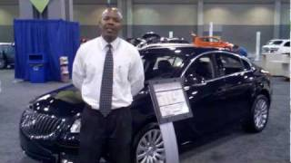 2012 Buick Regal CXL Walk-Around Video 2011 Charlotte NC Auto Show
