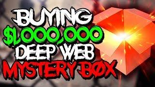 $1,000,000 Deep Web Mystery Box..