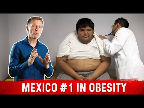 Why Did Mexico Surpass America in Obesity?