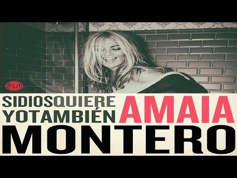 """Amaia Montero Anuncia Nuevo Disco """"Si Dios Quiere, Yo Tambien"""""""