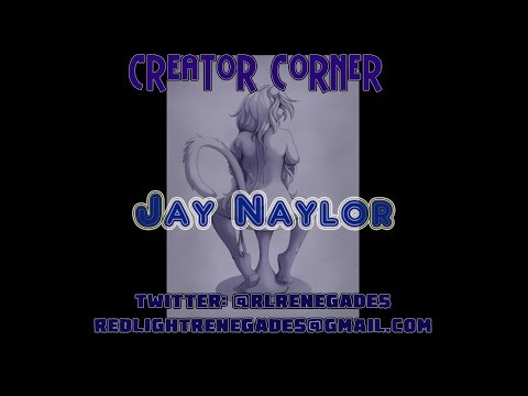 JAY NAYLOR | Redlight Creator Corner