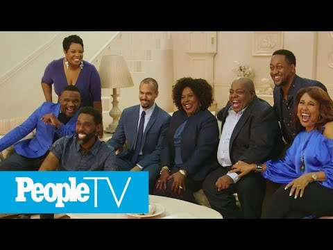 'Family Matters' Cast Reunites And Says They Want A Reboot!  PeopleTV  Entertainment Weekly