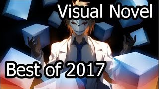Top 20 Best Rated Visual Novels of 2017