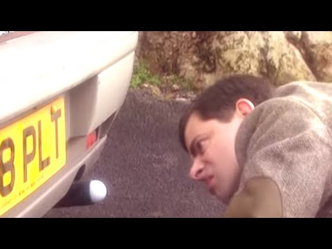 Tee Off Mr Bean  Full Episode  Mr. Bean