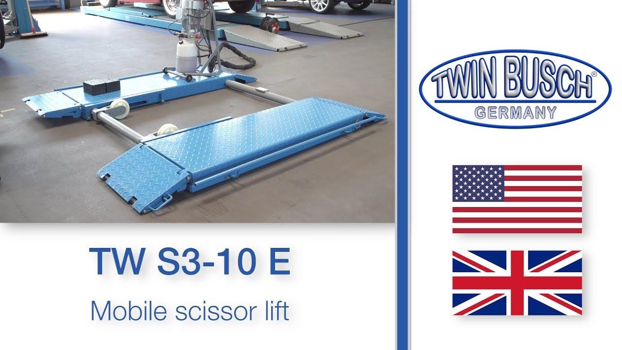 Low rise Scissors Lift - 6600 lbs