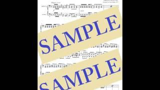 楽譜はこちら→https://www.dlmarket.jp/products/detail/271970 4手連弾...