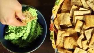 How To Make Crowd-pleasing Edamame Hummus | Cooking Light