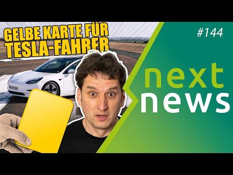nextnews: VW reagiert auf BAFA-Betrug, Tesla Verwarnung, Ioniq 5 Update, BMW i7, Wallbox Wahnsinn