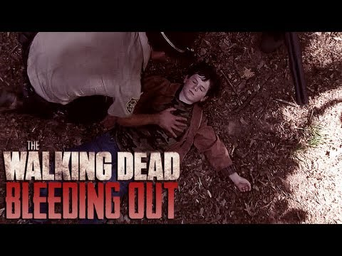 The Walking Dead || BLEEDING OUT