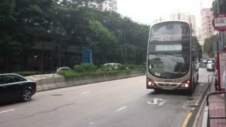 [Hong Kong Bus]KMB Volvo Super Olympian 12M (with Wright body) LN6618 57M舊電牌Data:山景 thumbnail
