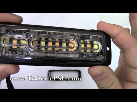 Axixtech XT12 Dual Color Led Light