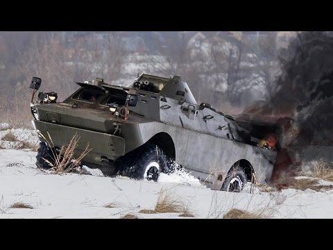 Танк Т-34 с консервации РосРезервы.РФ - YouTube