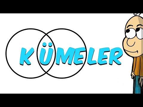 Kümeler  | Kamp2018