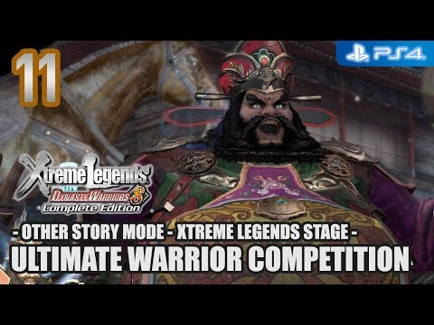 DW8XL Complete Edition 【PS4】 Other Story #11 │ Ultimate Warrior Competition (XL-Stage)