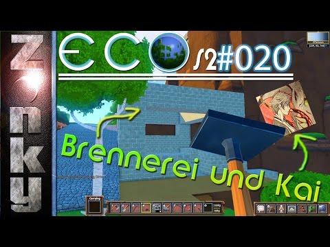 🌍ECO S2/020 Start der Brennerei und Ehrenfolge für Kai! | deutsch | HD | Alpha 5.5