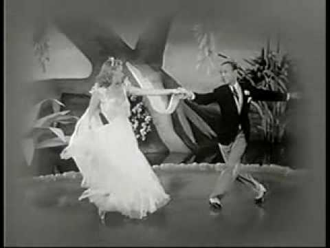 Astaire Rodgers Carefree Dream Scene Youtube