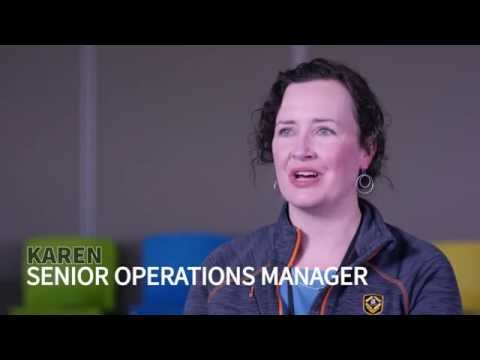 Karen - Amazon Senior Operations Manager