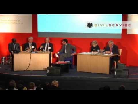 Civil Service Live Day 1 - Question Time: Does Class Matter
