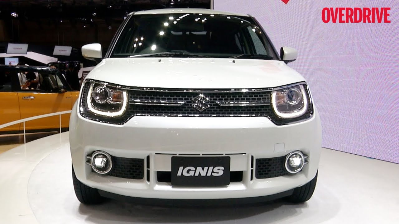 First look 2016 suzuki ignis