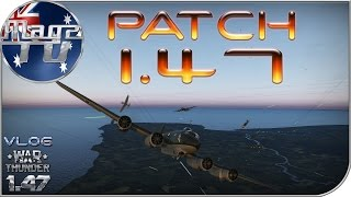 MagzTV - Vlog and War Thunder Patch 1 47 overview