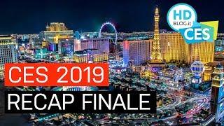 CES 2019 si è concluso | RECAP FINALE