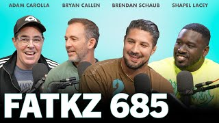 The Fighter and The Kid - Episode 685: Adam Carolla