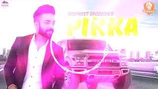 Picka(Bass Boosted) - Dilpreet Dhillon ft. Parmish verma | New Punjabi Songs | Djpunjab.com