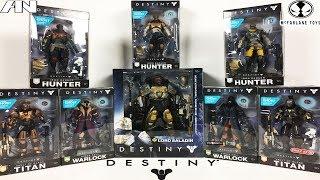 Destiny Figures Review - McFarlane Toys