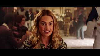 MAMMA MIA! HERE WE GO AGAIN Review 'Lily James can have my heart she was great'