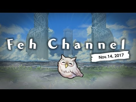 Fire Emblem Heroes - Feh Channel (Nov. 14, 2017) | 🔴LIVE Reactions with Abdallah!
