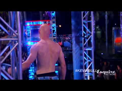 2 Ninja Warrior   Kevin Bull at the 2014 Venice City Finals