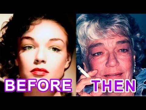 WOMAN and TIME:  Simone Signoret