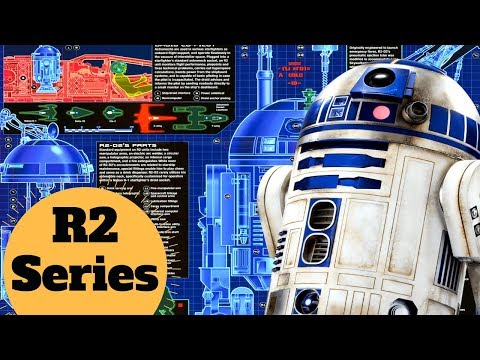 In-Depth Breakdown! - R2 Series Astromech Droids Explained - Star Wars Droid Lore Explained