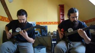 Amon Amarth - Guardians of Asgaard  Cover