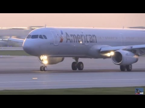 (HD) Saturday Morning Kicks & Jollies - Plane Spotting  - Chicago O
