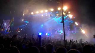 Coldplay at Glastonbury 2011