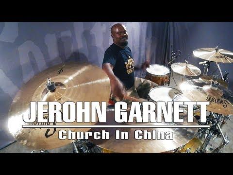 Soultone Cymbals: Jerohn Garnett - Church In China