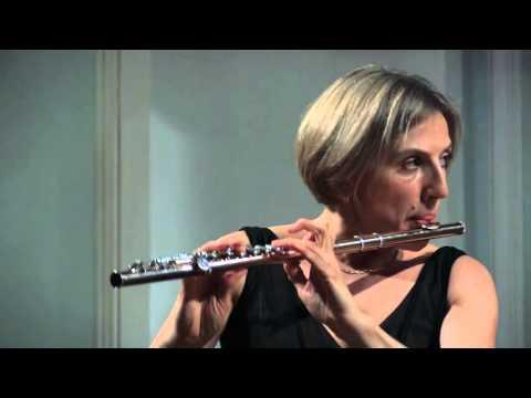 Sergei PROKOFIEV. Sonata for Flute and Piano in D Major. Olga IVUSHEYKOVA & Jacob KATSNELSON