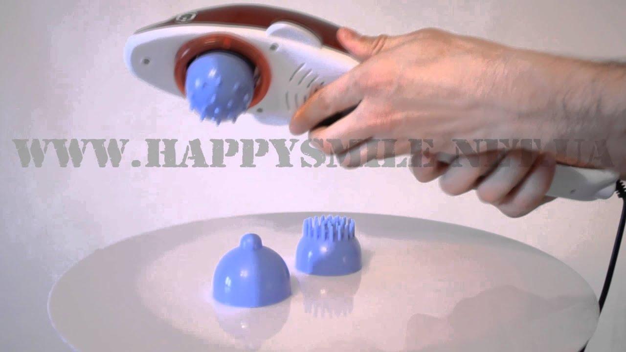 Ручной массажер для спины - YouTube