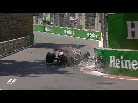 Download Youtube: 2017 Azerbaijan Grand Prix | FP1 Highlights