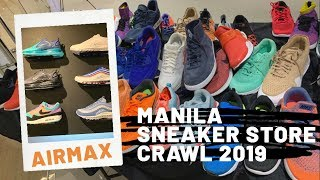 Manila Sneaker Stores   Sports Warehouse I Sneak Peek I Titan I Urban Athletics I Commonwealth