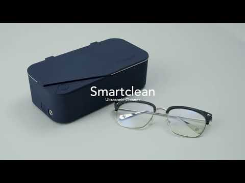 Smartclean - Eye-wear Ultrasonic Cleaner