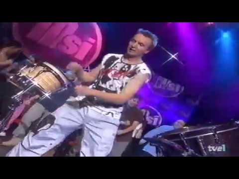 "Safri Duo - ""Played Alive (The Bongo Song)"" (Música Sí)"