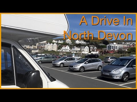 A Drive In North Devon