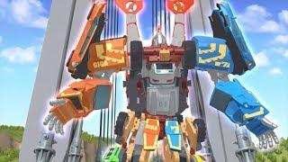 Тоботы 4 сезон - Новые серии - 20 Серия | Мультики про роботов трансформеров