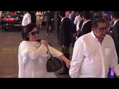 Amitabh, Rekha, Aishwarya, Kareena & Others At Prayer Meet Of Late Krishna Raj Kapoor
