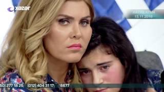 Bize danis - Turkanin anasi tapildi / Bizə danışda Türkan illər sonra anasını...